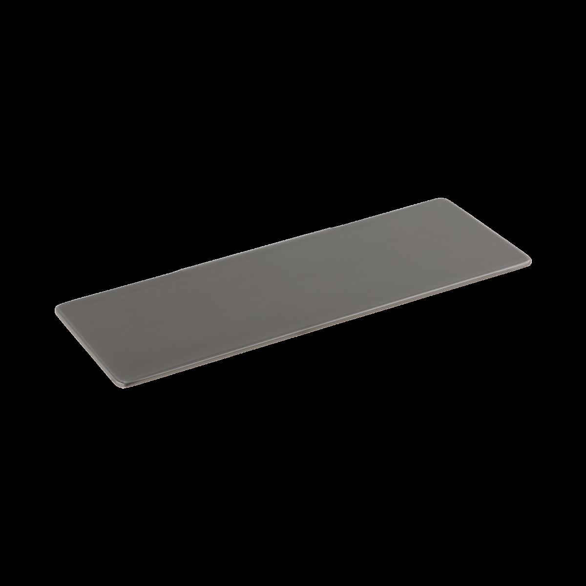 Vaada Shower Shelf Soap Dish 230mm – Brushed Gunmetal